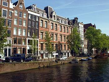 Hotell Rembrandt Classic Hotel I Amsterdam